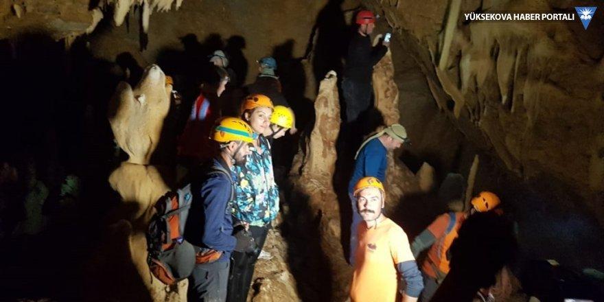 Hakkari'deki mağaralar doğaseverleri hayran bırakıyor