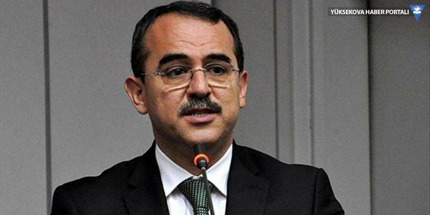 Eski Adalet Bakanı Ergin: 2007'deki anayasa çalışmalarında Yargıtay, 'Partinize kapatma davası açarız' mesajı yolladı
