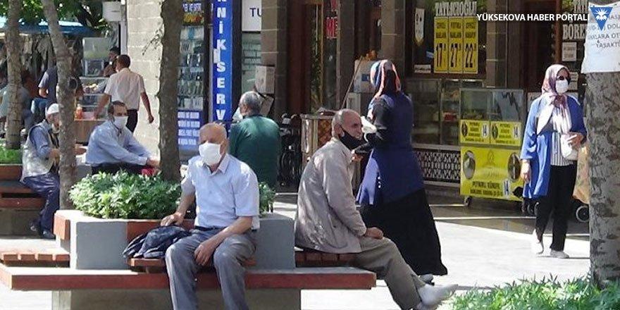 'Güneydoğu'da korona virüsüne ilişkin resmi rakamlar çelişkili'