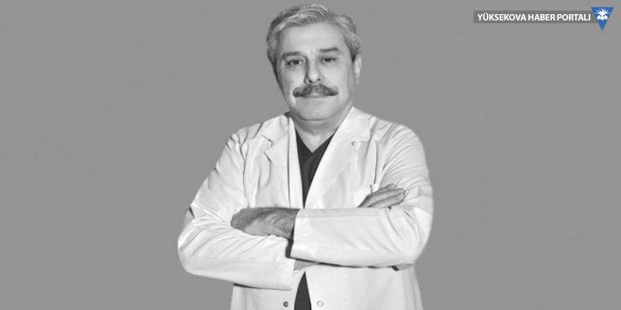 Koronaya yakalanan Dr. Halil Yücel öldü