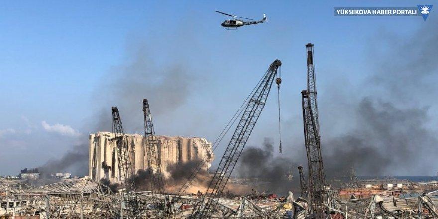 Lübnan basını: Patlamanın nedeni ihmaller zinciri