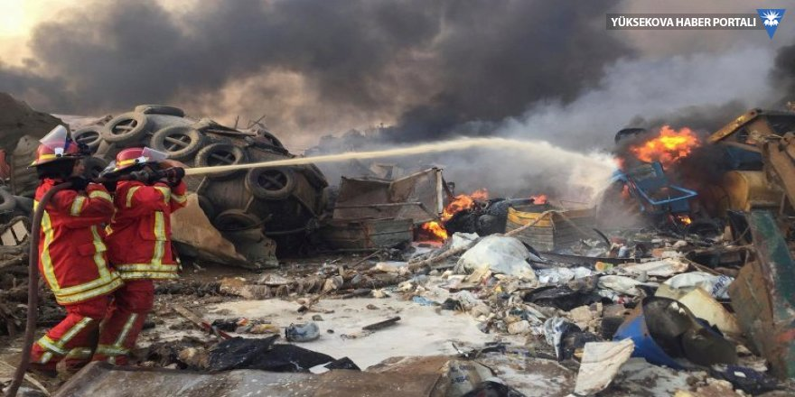 Beyrut'taki patlamanın tanıkları anlatıyor: Hiroşima gibi