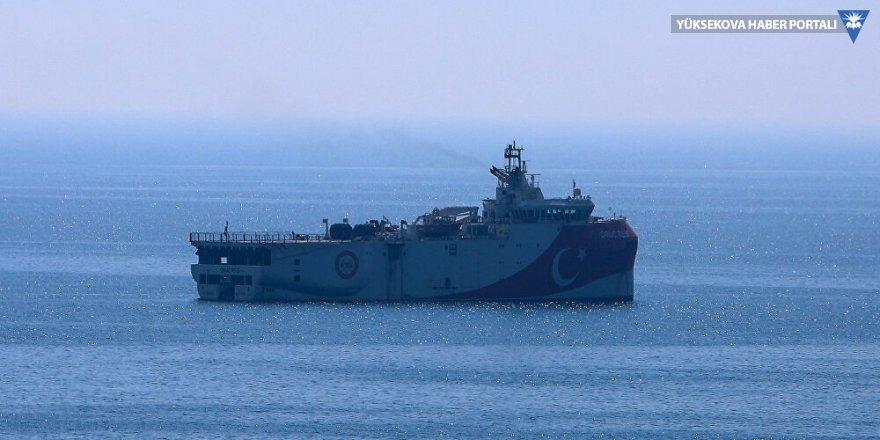 Türkiye Akdeniz'de yeni NAVTEX ilan etti