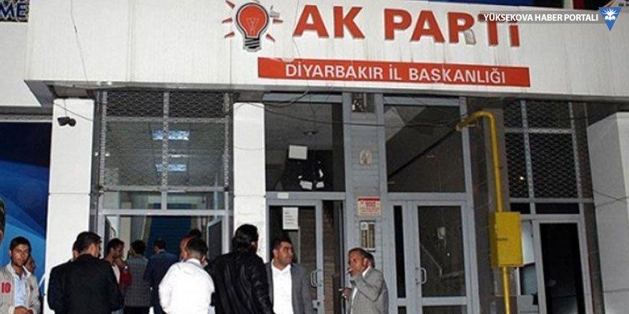 AK Parti, Diyarbakır'da ilçelere başkan arıyor