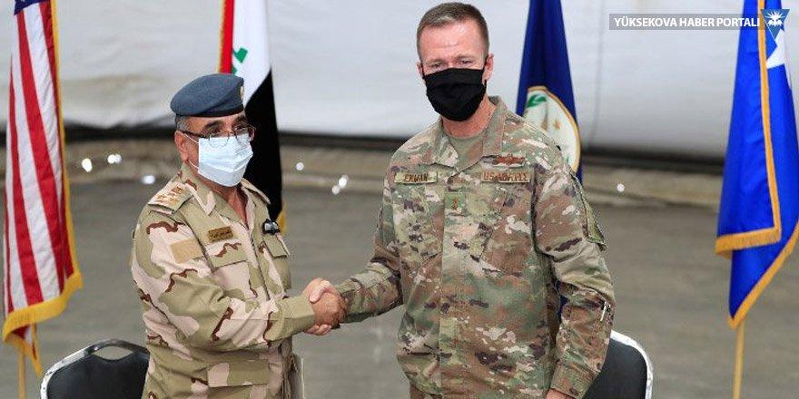 Koalisyon güçleri Irak'ta bir üsten daha çekildi