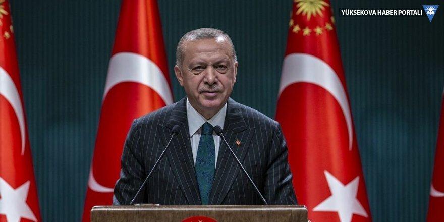 Cumhurbaşkanı Erdoğan'dan Biden'ın sözlerine ilk tepki