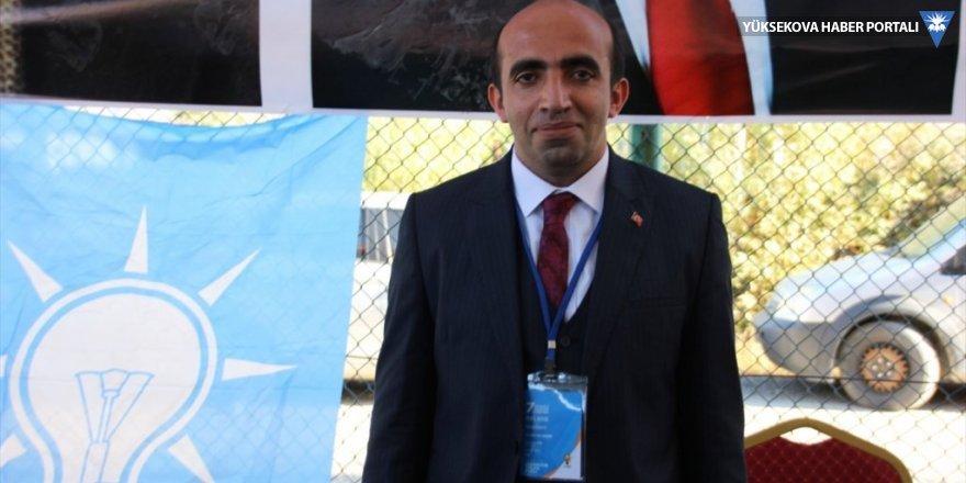 AK Parti Hakkari Merkez İlçe Başkanlığına Cumhur Demir seçildi