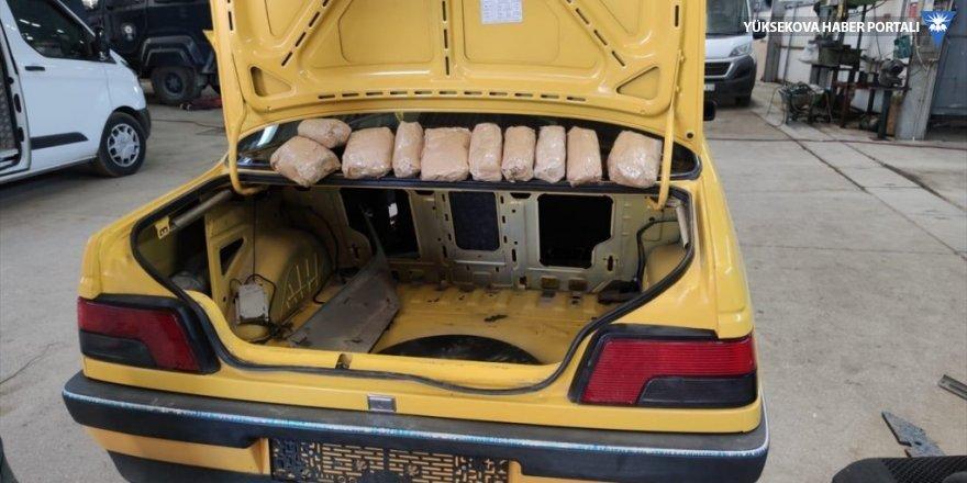 Van'da 4 kilo 155 gram sentetik uyuşturucu ele geçirildi