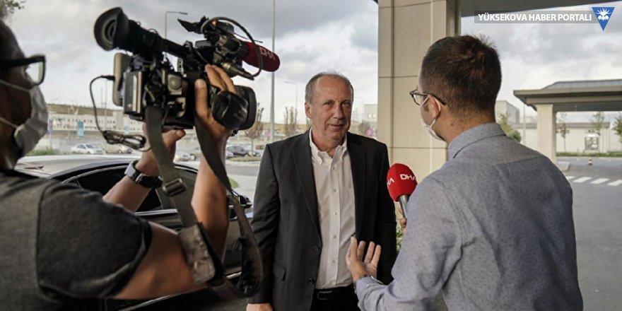 İnce'nin 'Memleket Hareketi' yola çıktı: Kılıçdaroğlu'na teşekkür etti