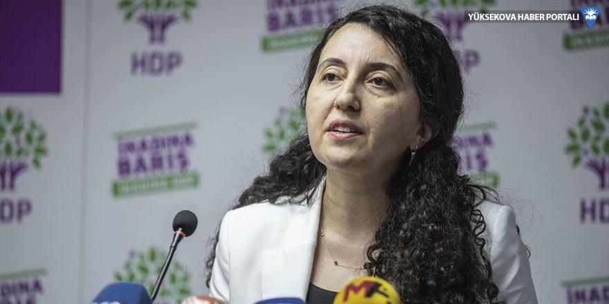 HDP'den Kürdistan yönetimine uyarı: Alet olmayın