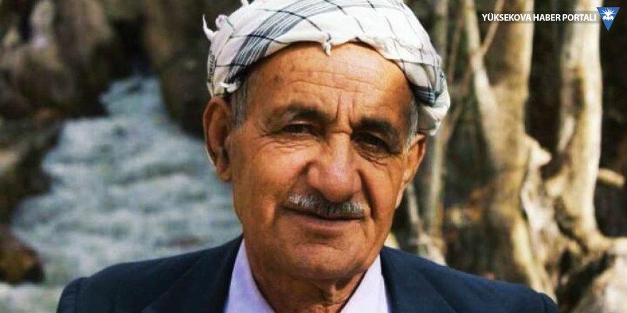 Yüksekova'da vefat: H. Cemal Çölgeçen hayatını kaybetti