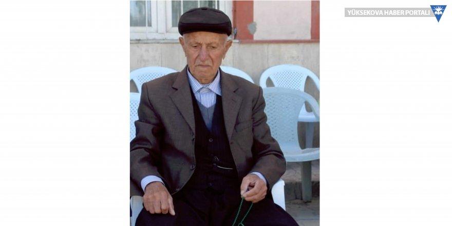 Yüksekova'da Vefat: Hasan Sevmiş vefat etti