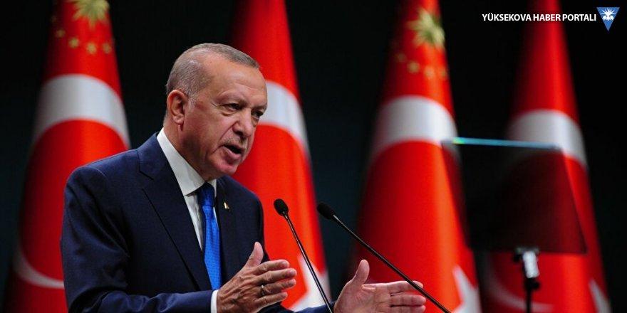 Cumhurbaşkanı Erdoğan: Her çağrıya kulak verip, diplomasiye alan kazandırmak zorundayız