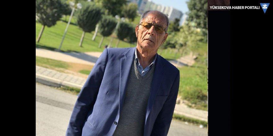 Yüksekova'da vefat: Ömer Turan hayatını kaybetti
