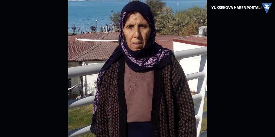 Yüksekova'da Vefat: Elif Koç hayatını kaybetti