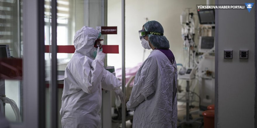 Türkiye'de koronavirüs nedeniyle 174 kişi daha hayatını kaybetti