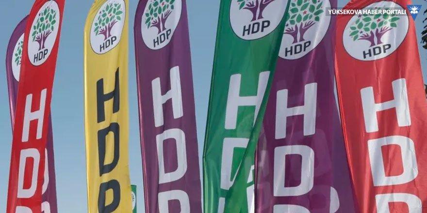 HDP'den Kandil mesajı