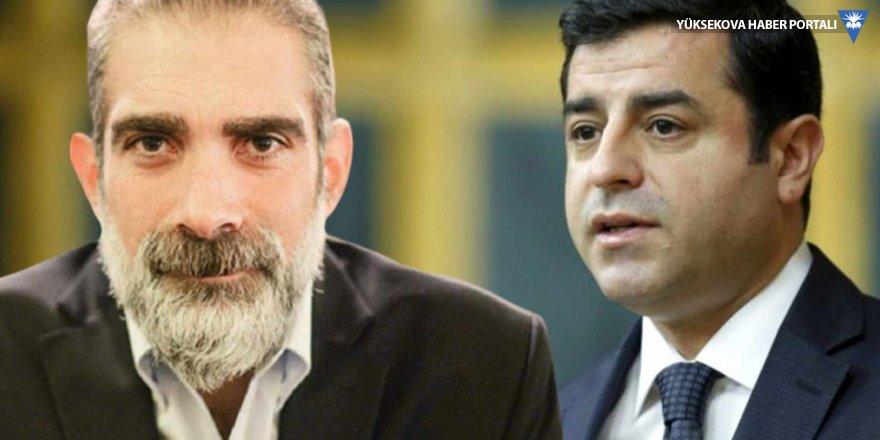 Eski Erbil Başkonsolosu Aydın Selcen: Sevgili Selahattin, bakarsın seni beklerken dışarıda, ben senin yanına gelmişim içeri