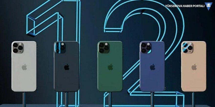 iPhone 12 bugün tanıtılacak