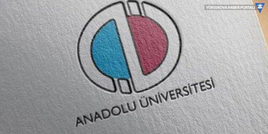 Anadolu Üniversitesi AÖF sınavları online