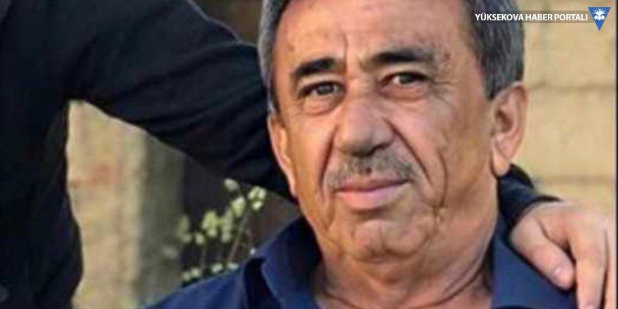 Yüksekova'da vefat: Ali Sarıcan vefat etti