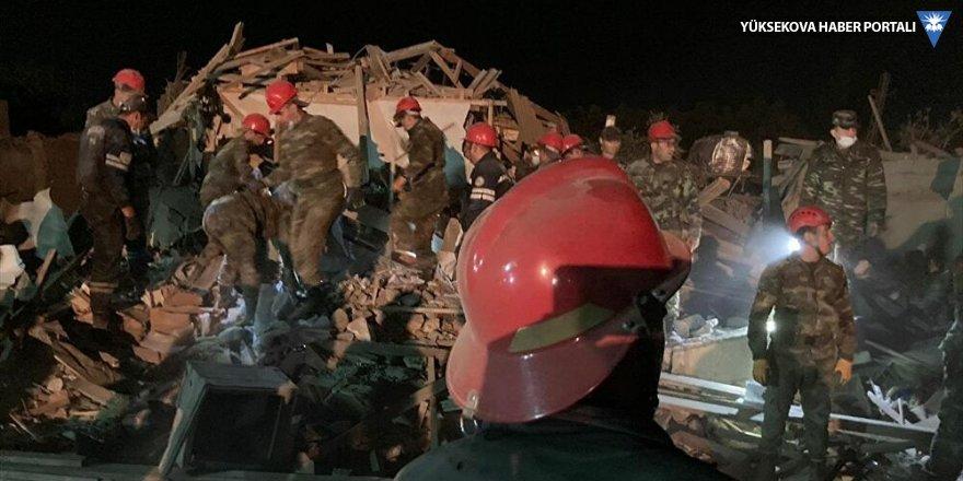 Azerbaycan'a füze saldırısı yapıldı, Ermenistan saldırıyı üstlenmedi