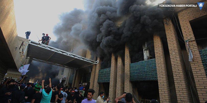 Haşdi Şabi: Kürdistan bayrağının yakılması suçtu ama sorumlu değiliz