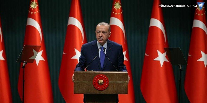 Erdoğan: 2 Kasım itibariyle 5. ve 9. sınıflar yüz yüze eğitime başlayacak