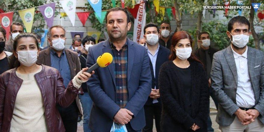 HDP Van İl Örgütü kongreye gidiyor