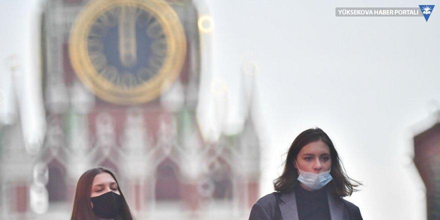 Rusya'da şimdiye kadar salgın nedeniyle görülen en yüksek can kaybı