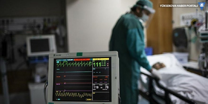 Bir sağlık çalışanı daha koronavirüs nedeniyle öldü