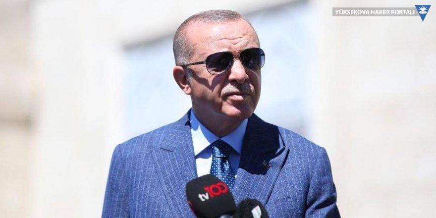 Erdoğan: Aliyev kardeşimle telefonda görüştüm, işgal atındaki bölgeleri geri alıyorlar