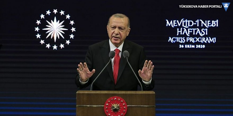 Erdoğan: Milletime sesleniyorum, sakın Fransız markaları satın almayın