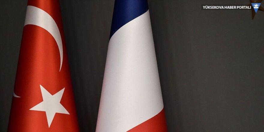 Fransa'nın Ankara Büyükelçiliği Maslahatgüzarı, Dışişleri Bakanlığına çağrılarak şiddetle kınandı
