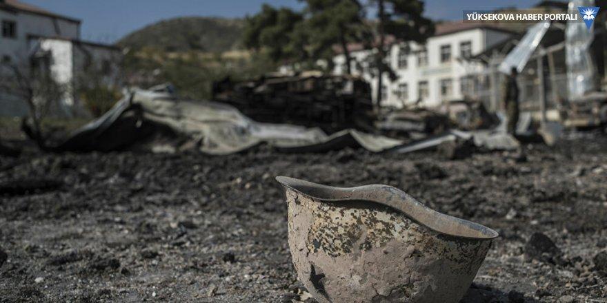 Dağlık Karabağ'da taraflar gerginliğin sürdüğünü açıkladı