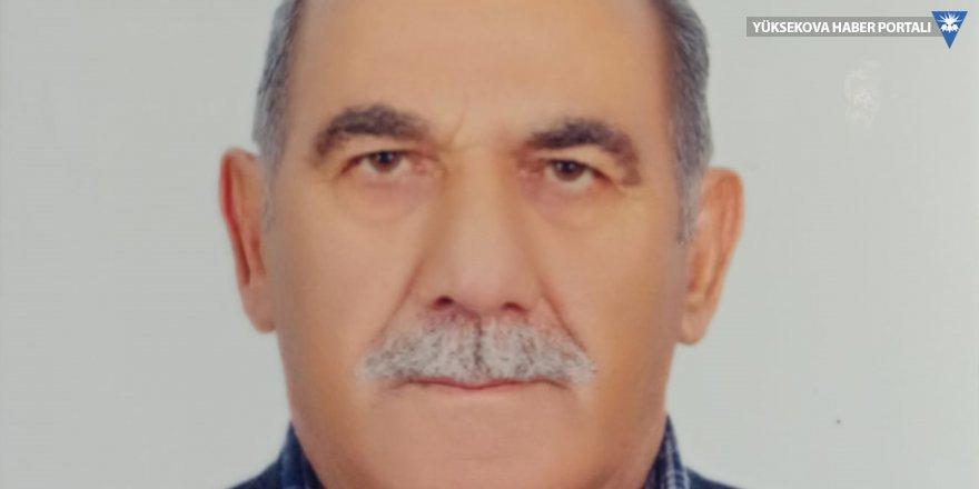 Yüksekova'da vefat: Tahir İliş vefat etti