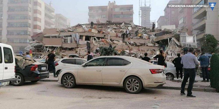 AFAD: 6 ölü, 321 yaralı var, 17 binada arama-kurtarma sürüyor