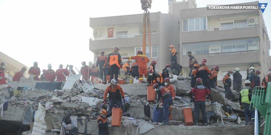 Deprem paylaşımları nedeniyle 6 gözaltı