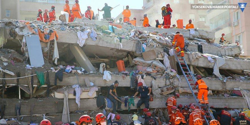Yer bilimci Prof. Dr. Yaltırak: İzmir depreminde çöken Rıza Bey Apartmanı sulak bostana yapılmış