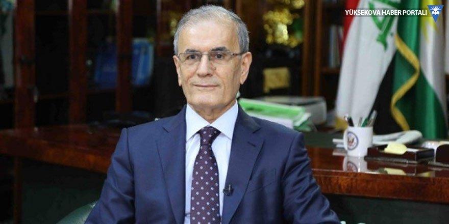 Kerkük eski valisi Necmeddin Kerim hayatını kaybetti