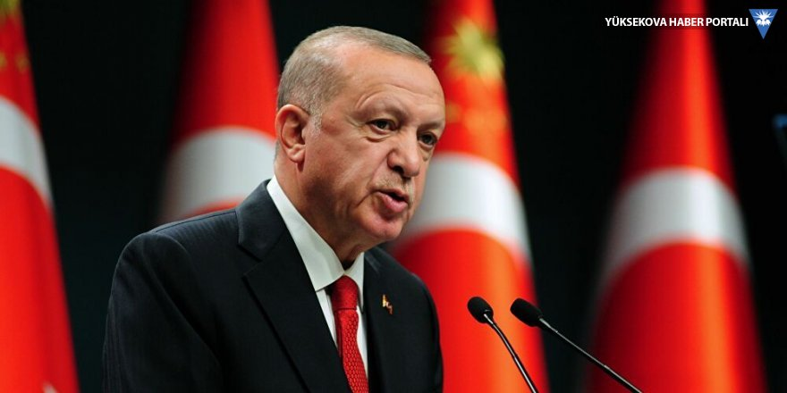 Erdoğan: Türkiye'nin üreteceği aşıyı inşallah tüm insanlığın hizmetine sunacağız