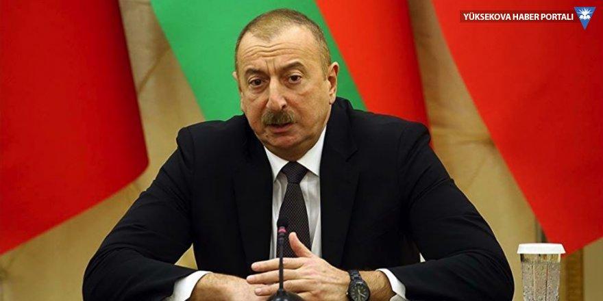 Aliyev: Türkiye'nin manevi ve siyasi desteği zaferimizde büyük rol oynadı
