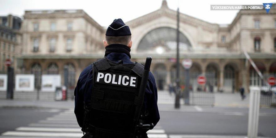 Fransa'da Yunan Ortodoks kilisesine saldıran şahıs yakalandı