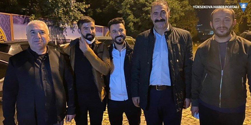 Cizre'de 5 kişi serbest bırakıldı