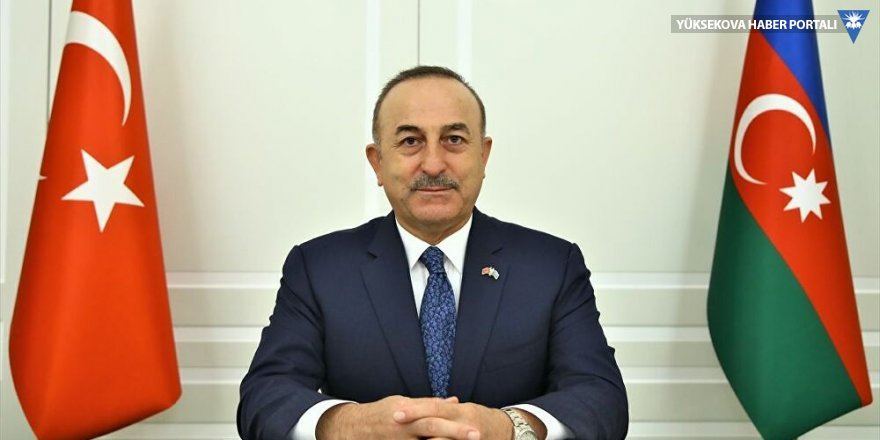 Çavuşoğlu, Bakü'de konuştu: Rusya ile mutabakata vardık