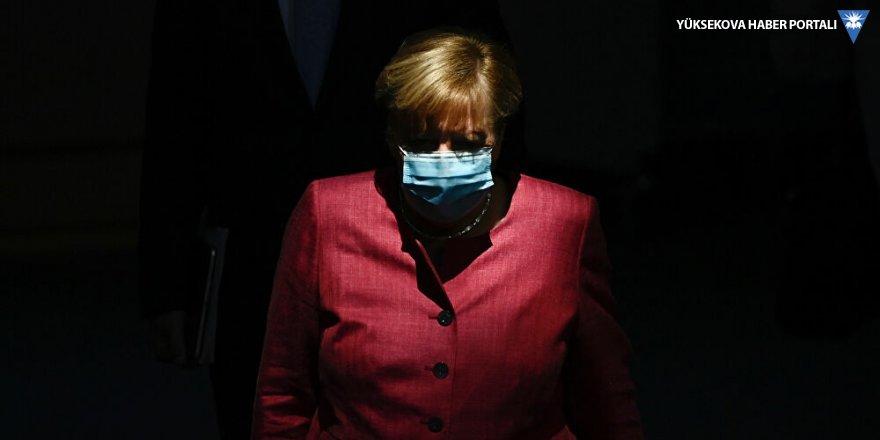 Merkel'den Türkiye açıklaması: Olaylar umduğumuz gibi gelişmedi