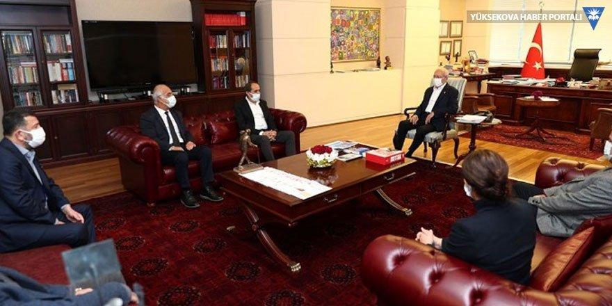 Kılıçdaroğlu: Bir siyasi partinin yeraltı dünyasını savunması tarihte ilktir