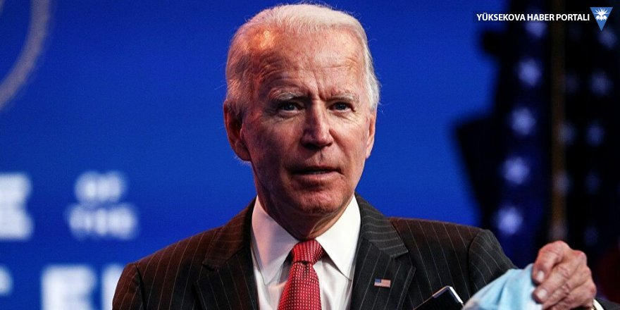 Joe Biden: Seçim bitti