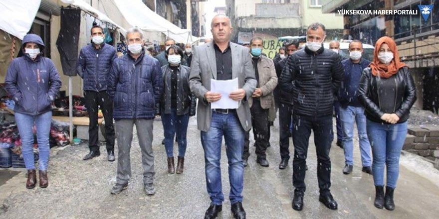 Hakkari'de HDP'li meclis üyelerinden yolsuzluk iddiası