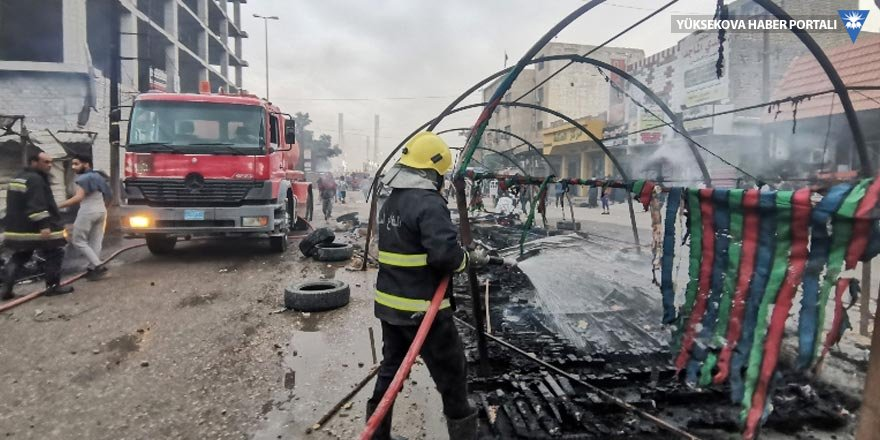 Irak'ta Acil Durum Kriz Ekibi kuruluyor